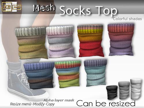 https://marketplace.secondlife.com/p/EB-Atelier-MeshSocks-Top-COLORFUL-SHADES-Modify-Resize-italian-designer/9285562