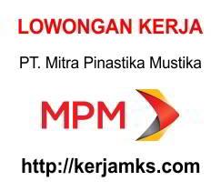 Lowongan Kerja Marketing di PT Mitra Pinastika Mustika