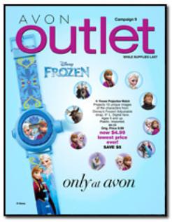 Avon Campaign 9 Outlet