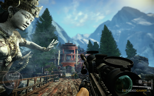 Sniper Ghost Warrior 2 Collectors Edition Free Download Screenshot 1