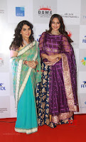 Sonakshi Sinha in Ghagra Choli at Mumbai Caring with Style~  Exclusive Galleries 005.jpg