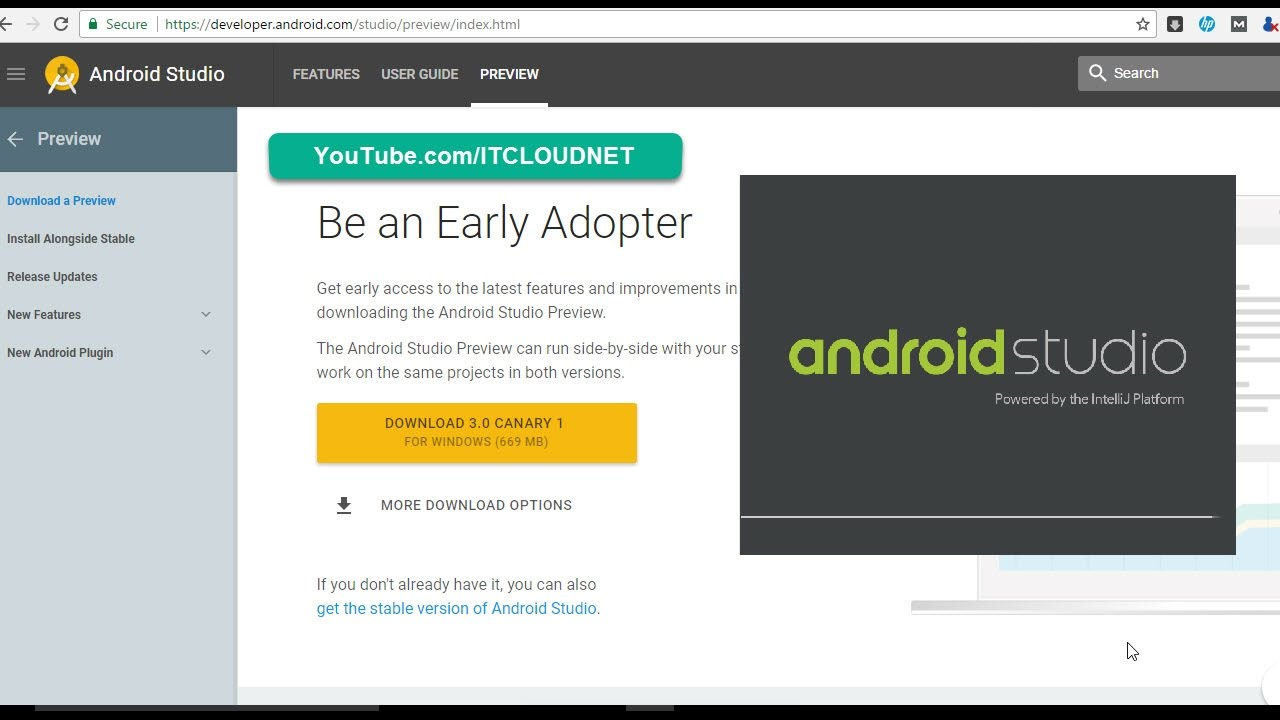 Android Studio v3.0.1 For Windows & Mac Free Download ...