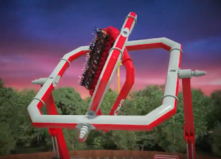 Six Flags Great Adventure New Ride Leaked