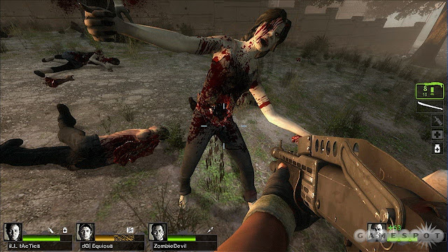 Left 4 Dead 2 PC Download Free Gameplay 1