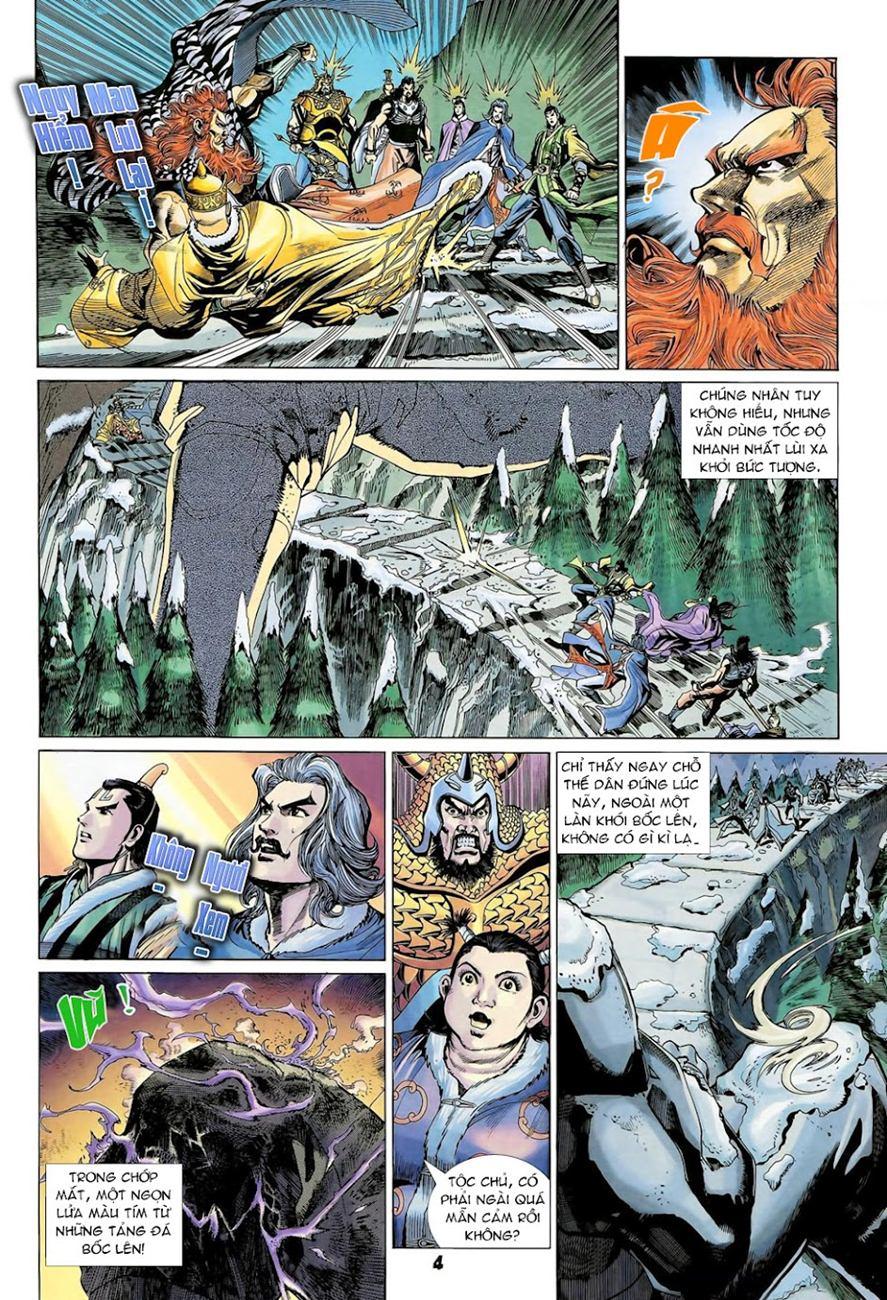 Đại Đường Uy Long chapter 99 trang 4