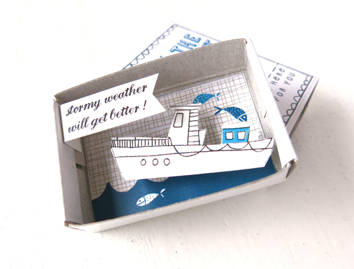 kim welling small box
