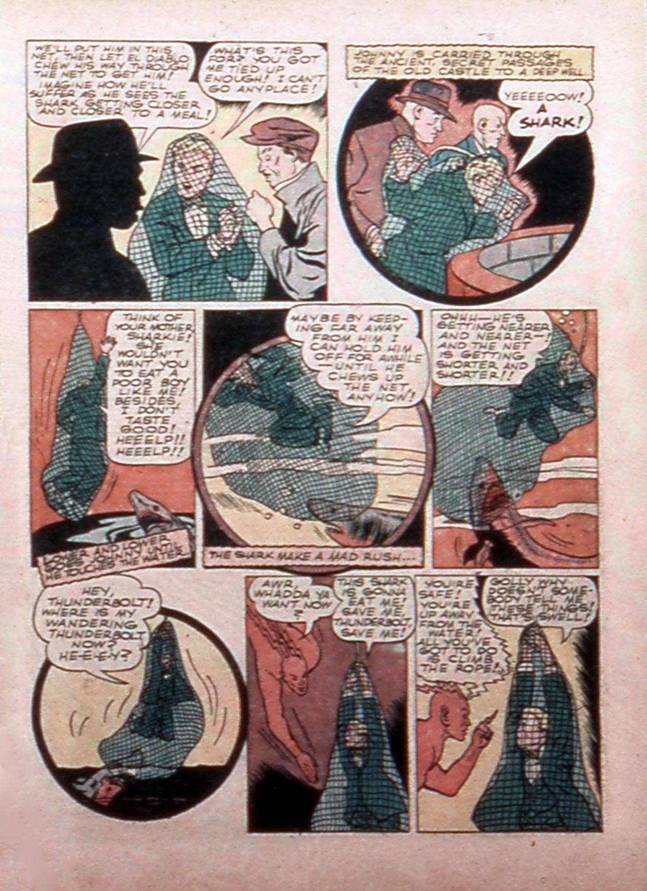 Read online All-Star Comics comic -  Issue #9 - 37