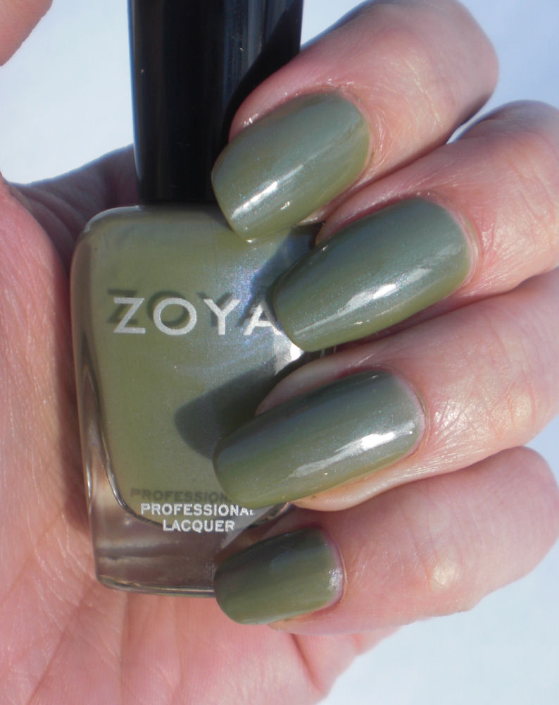 Concrete And Nail Polish Zoya Gemma Amp Nail Art Attempt