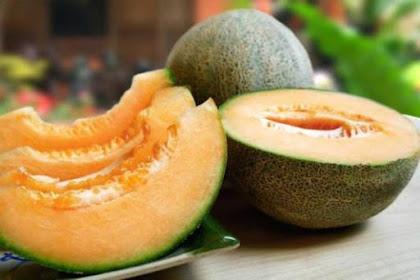 Cara Menentukan Melon Matang Dan Bagus Dengan Gampang Dan Tepat