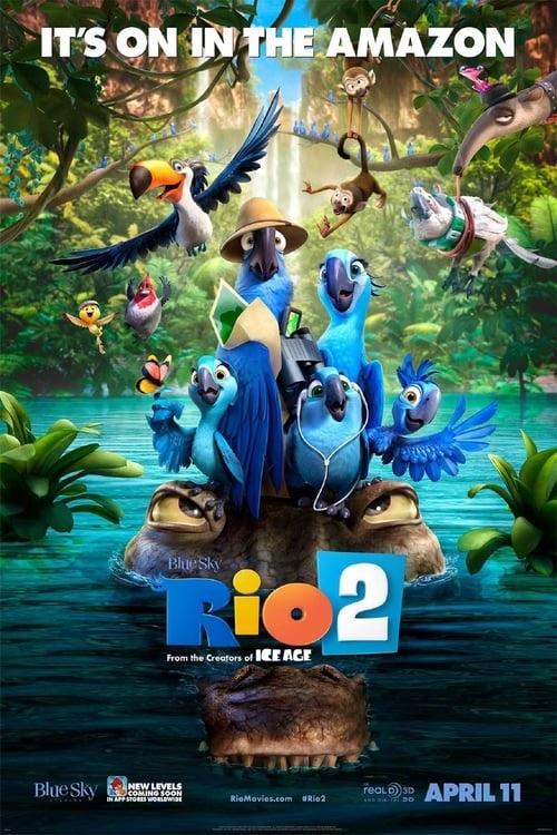 Rio 2 Ganzer Film Deutsch Online Anschauen