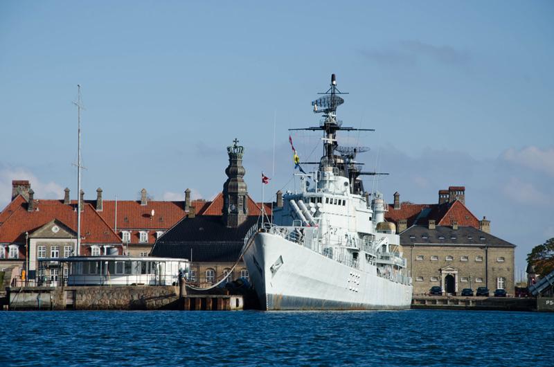 HDMS Peder Skram Copenhagen
