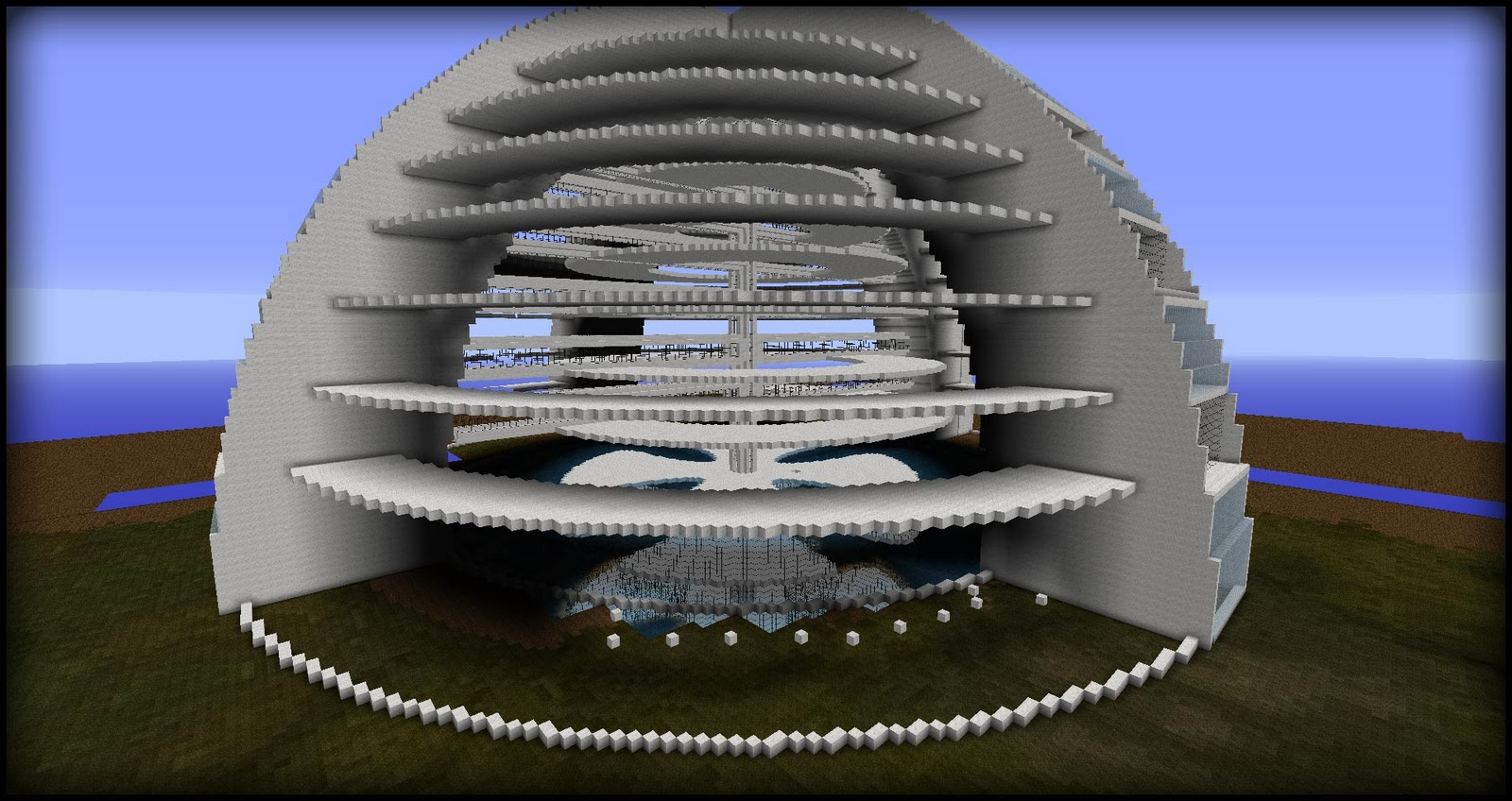 Building A Portal In Minecraft