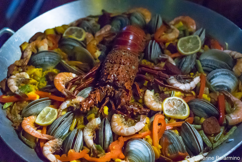 El Tapeo Wine Bar Seafood Paella Things to Do in Puerto Peñasco