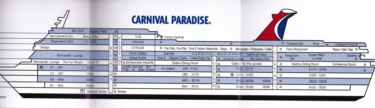 Haynes World Tampa Amp Carnival Paradise Part 1