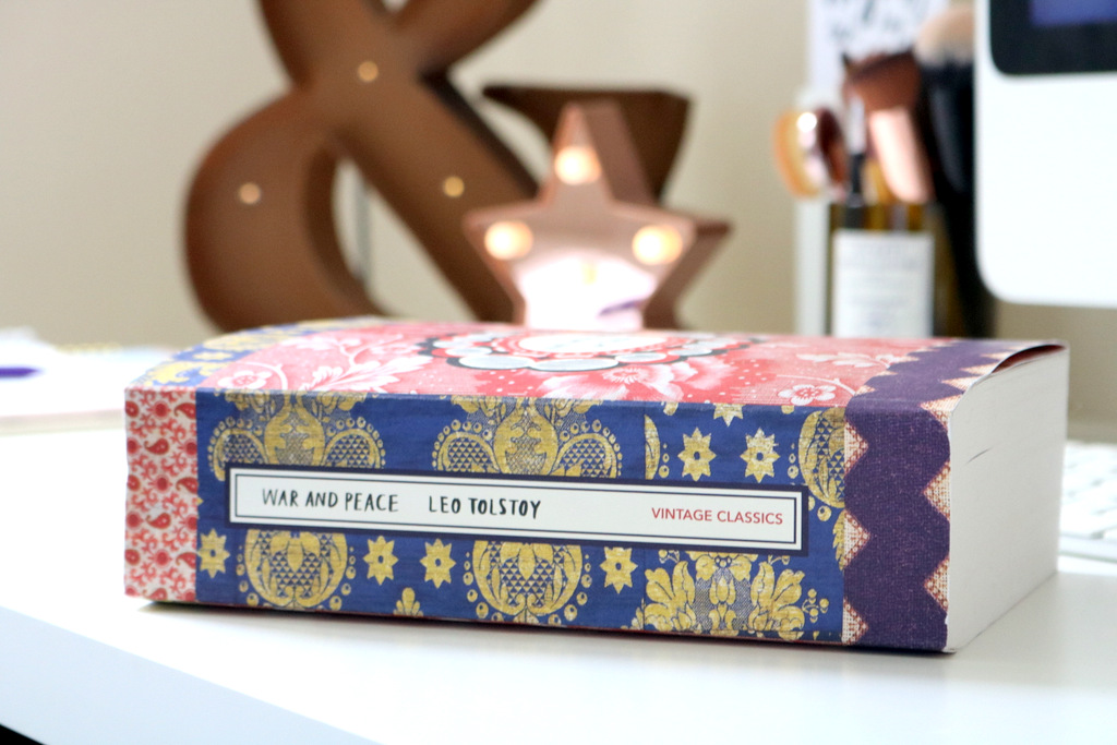 Book Review: War and Peace by Leo Tolstoy