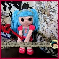 Chloe amigurumi