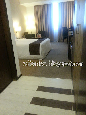 FELDA RESIDENCE KUALA TERENGGANU ~ HOTEL BATANG MANCIS :)