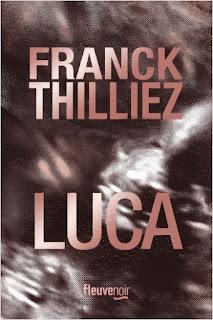 Couverture de Luca de Franck Thilliez