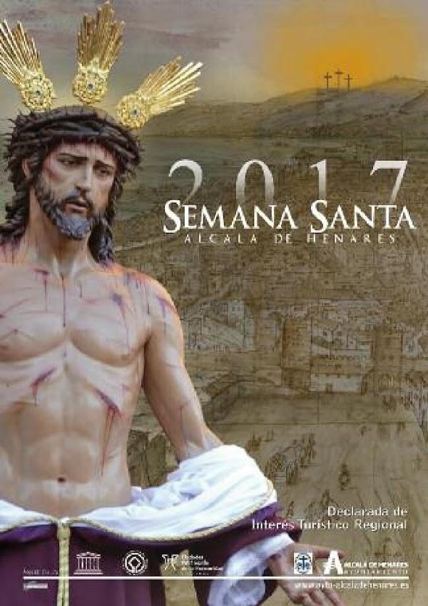 Programa, Horario e Itinerario Semana Santa Alcalá de Henares (Madrid) 2017
