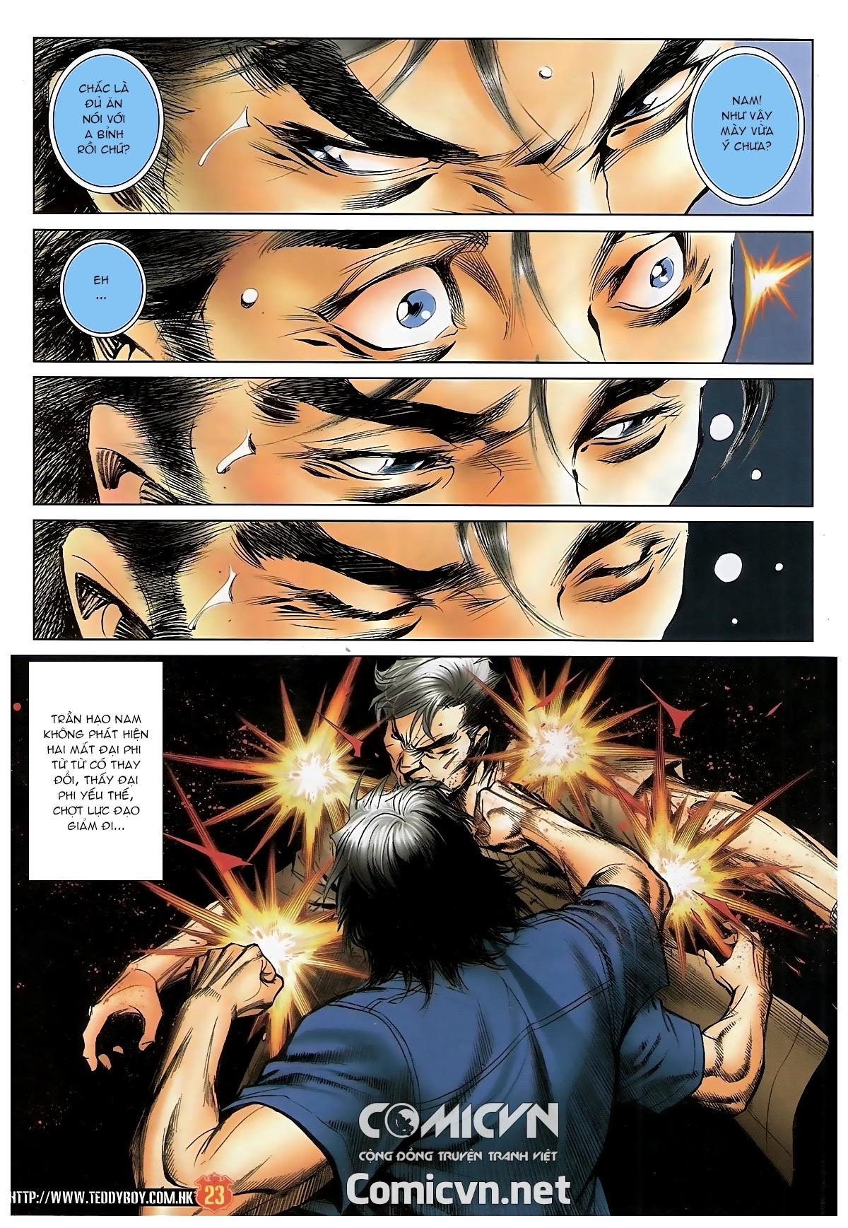Người Trong Giang Hồ - Chapter 1545: Mượn dao giết người - Pic 21