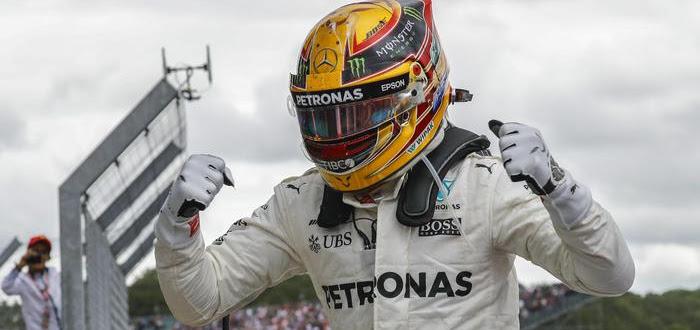 F1. GP Gran Bretagna: Hamilton domina Silverstone, problemi alle gomme per le Ferrari