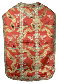 A Brief Consideration of the Historical Use of Oriental Silks in European Vestments