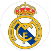 Oblea para tartas Escudo Real Madrid