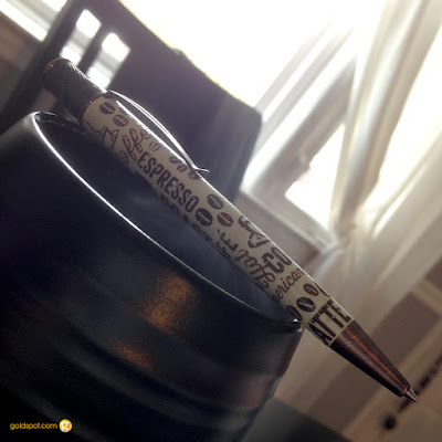 Retro 51 x Goldspot Pens Introduce the Coffee Tornado