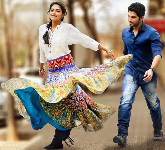 iddarammayilatho movie actress amala paul pics