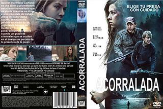 Rust Creek - Acorralada - Cover - DVD