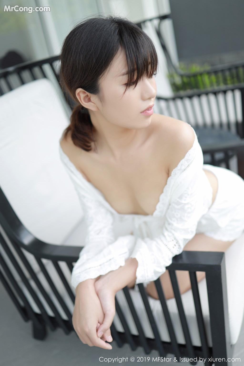 Image MFStar-Vol.192-Cang-Jing-You-Xiang-MrCong.com-009 in post MFStar Vol.192: Cang Jing You Xiang (仓井优香) (41 ảnh)