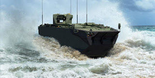 Kendaraan Serang Amfibi ZahKendaraan Serang Amfibi Zahaa