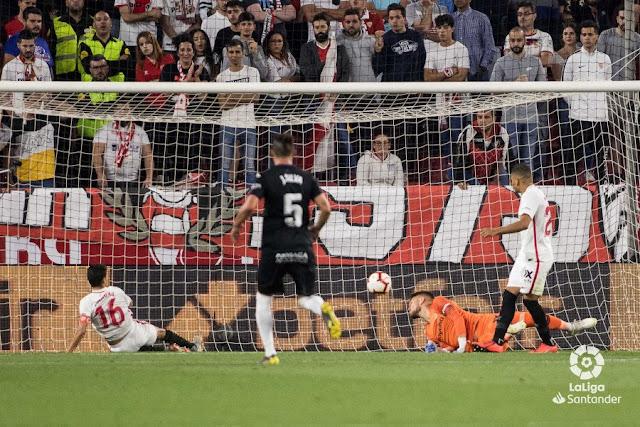 Crónica Sevilla FC 0 - Leganés 3