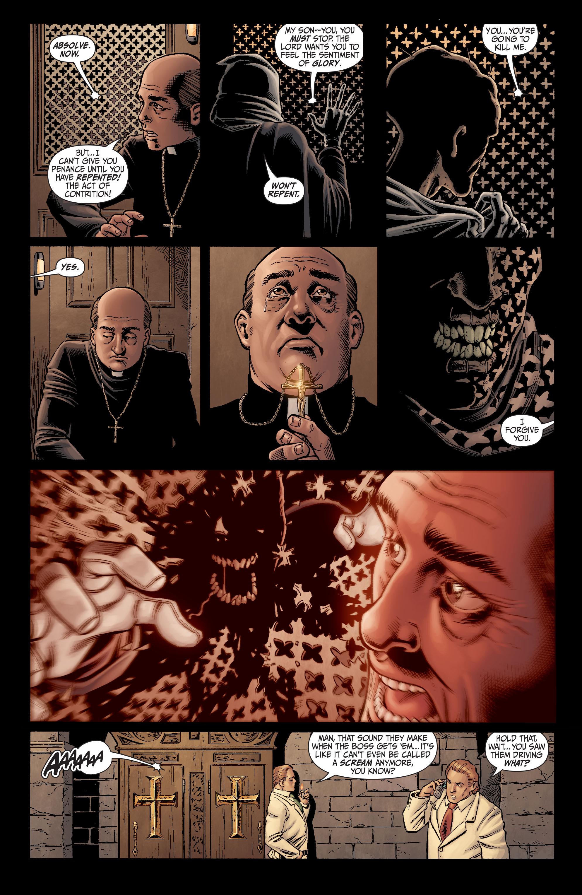 Read online Secret Six (2008) comic -  Issue #4 - 12