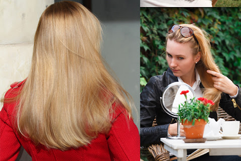 Powrót do naturalnego koloru włosów | Najczęściej zadawane pytania - czytaj dalej »