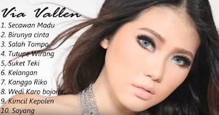 Kumpulan Lagu Mp3 Terbaik Via Vallen Full Album Lengkap