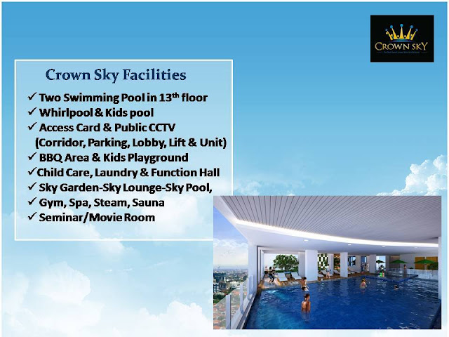 Crown Sky Alam Sutera Facilities