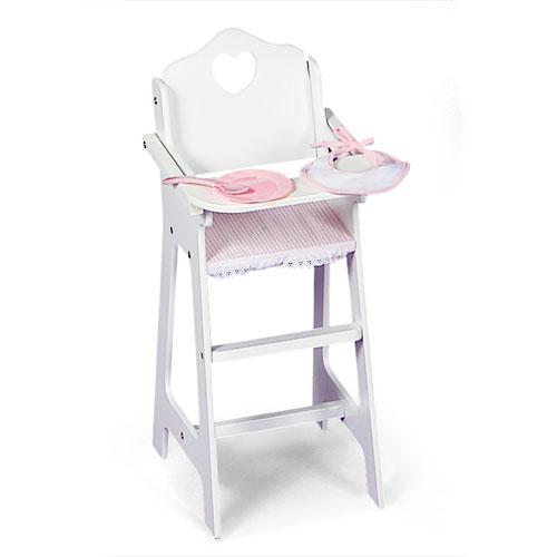 Baby Doll High Chair 081812 Vector Clip Art  Free Clip