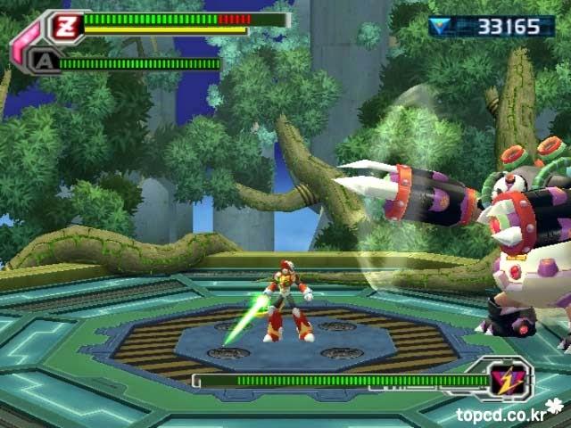 Free Download New PC Game: Mega Man X8 2CDs [Game Pc] Free