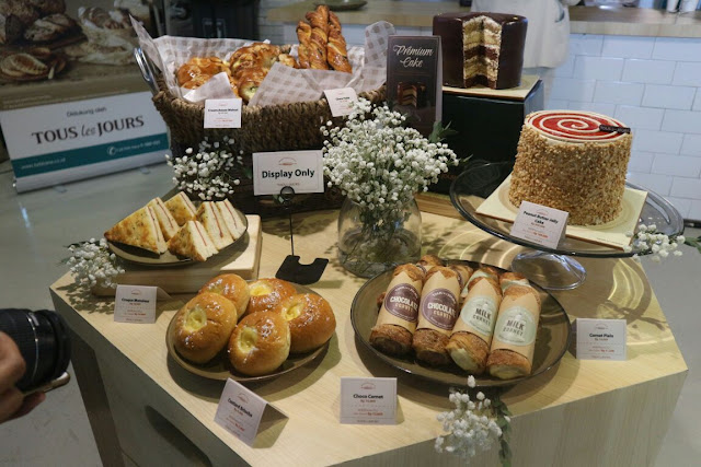 Belanja Roti dengan Casback hingga Rp 2 juta