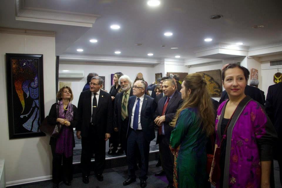 Tamga, Ankara Yargıtay Evi'nde