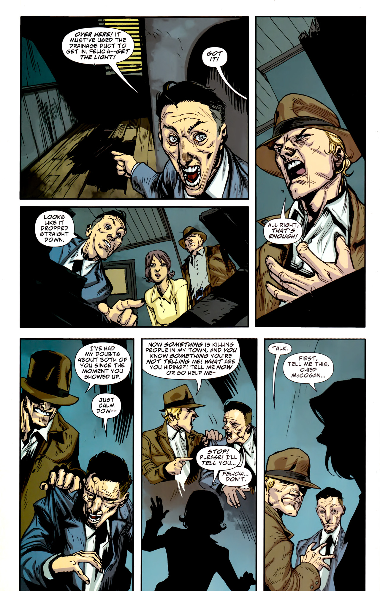Read online American Vampire comic -  Issue #7 - 20