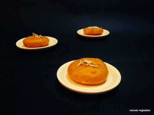 Soft Carrot Peda