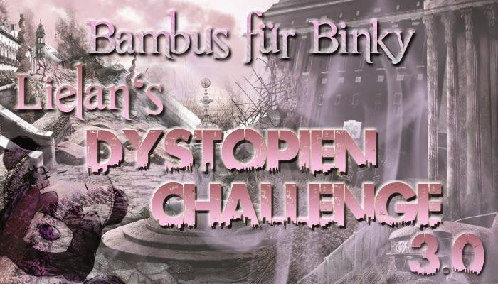 Lielan's Dystopien Challenge 3.0