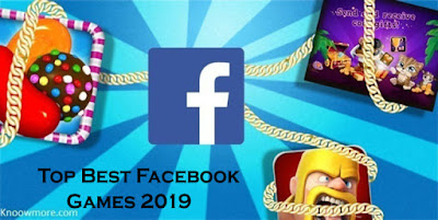 Top Best Facebook Games 2019 – Facebook Instant Games | How to Access Games on Facebook