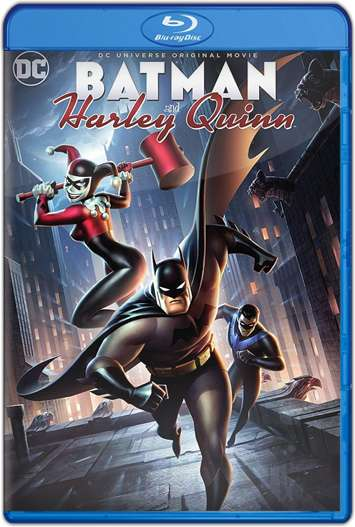 Batman and Harley Quinn (2017) HD 1080p y 720p Latino