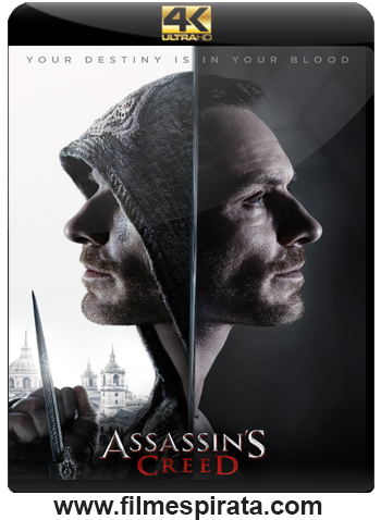 Assassin's Creed Torrent – UltraHD 4k 2160p Dublado (2017)