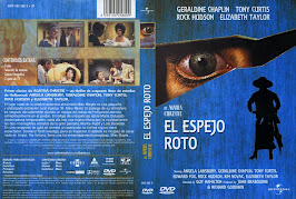 El espejo roto (1980) - Carátula