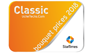 startimes bouquet prices 2018