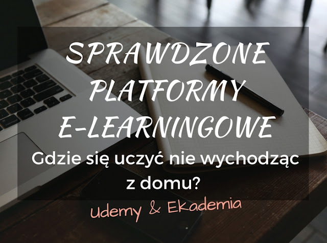 nauka e-learning on-line udemy ekademia